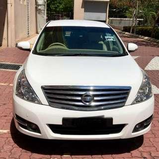 Nissan Teana 2.5XV Premium
