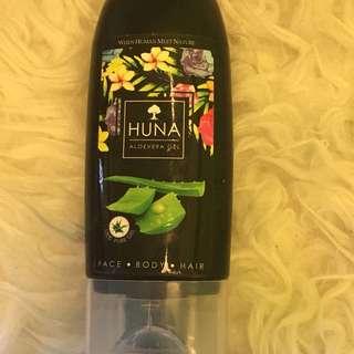 Aloe vera Huna beauty gel