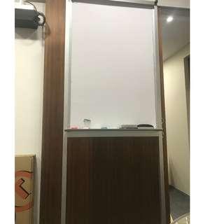 Single Side Magnetic Whiteboard