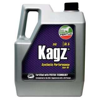 Pertua Kagz Gear Oil 90 4L GL-5
