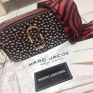 Marc Jacobs Snapshot Polcadot Camera Bag