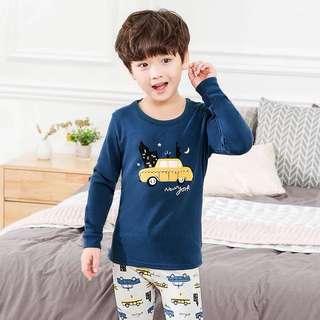 Free Mail Kids Pyjamas Set
