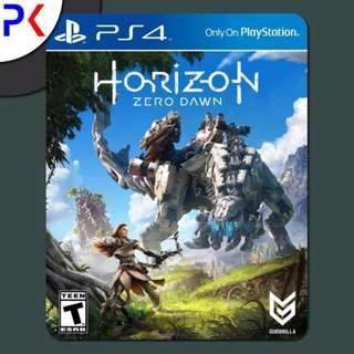 PS4 Horizon Zero Dawn (R2)
