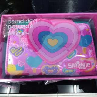Smiggle flap wallet