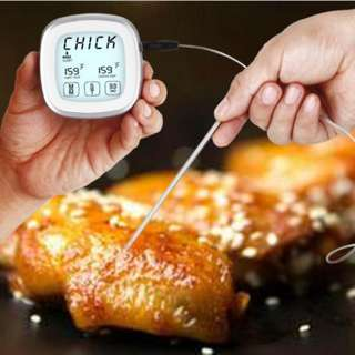 Touchscreen Thermometer Timer (EN2022)