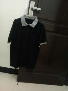polo shirt and t shirt