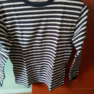 Long sleeve Stripe Uniqlo ORIGINAL