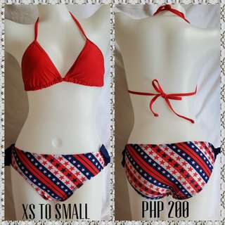 Swimsuit fits XS to small