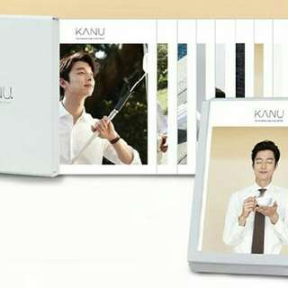 孔劉 孔侑 GONG YOO KANU 相集 photo card set
