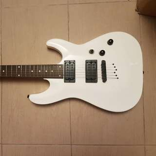 Bundle Selling Cheaper  Shecter Omen 6 Diamond Series With  Marshall Mg15fx