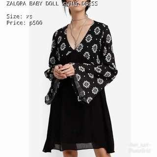 ZALORA BABYDOLL DRESS