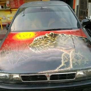 🍀RUSH!!! REPRICED! Mitsubishi Lancer EL Singkit 1991 Model🍀