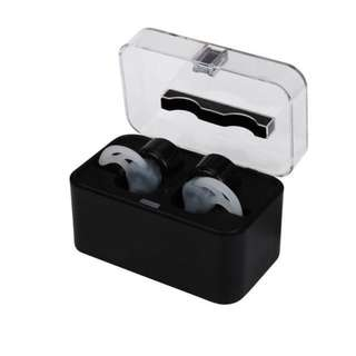 Mini Twins TWS-S08 Bluetooth Earphones Wireless Stereo HD Headset With Charging Case