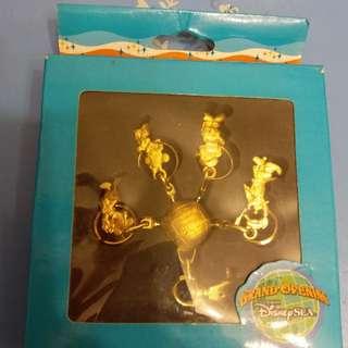 日本迪士尼鎖匙扣