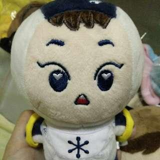 EXO Xiumin Dakxiu Doll