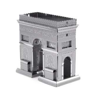Metal Earth Arc de Triomphe