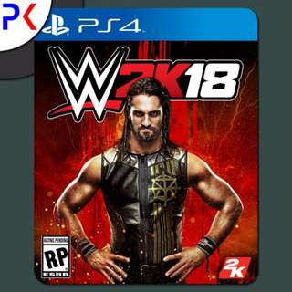 PS4 WWE 2K18 (R3)
