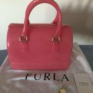 💯 % authentic Furla Candy Bag