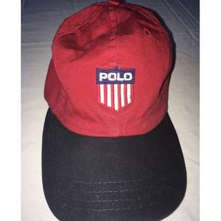 Authentic Ralph Lauren Polo Sport Cap