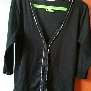 Cardigan Conection Black ORIGINAL