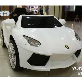 Lamborghini No Door Electric Ride On Toy Car for Kids