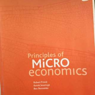 Principles of Microeconomics 3rd ed