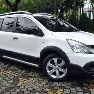 Nissan Grand Livina X-Gear 1.5 AT 2013