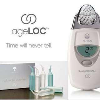 Ageloc galvanic Face Spa (New)