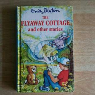 🌼Buku Enid Blyton The Flyaway Cottage And Other Stories ~ Edisi Bahasa Inggris