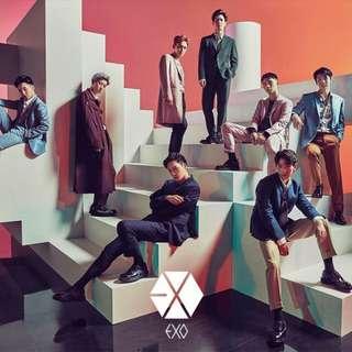 [Preorder/Rush] EXO COUNTDOWN ALBUM