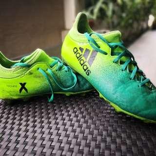 Adidas  Techfit X Soccer Boots
