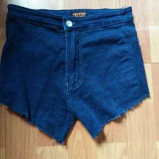 Hotpants HW Zara