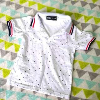 T-shirt ( 2 - 3 yrs )