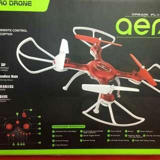 Drone aera no camera