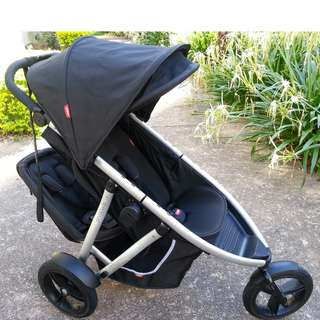 Phil & Teds Tandem Stroller