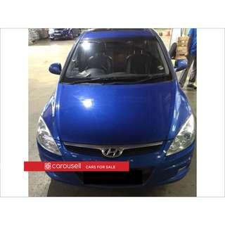 Hyundai i30 1.6A
