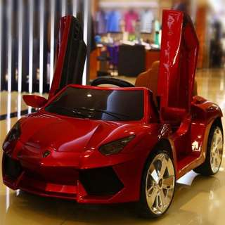 All New Lamborghini Ride On Car for Kids
