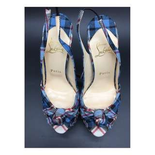 Christian Louboutin open-toe heels - Christian Louboutin 高跟涼鞋
