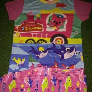 Pyjamas HappyKids Baby Sharks