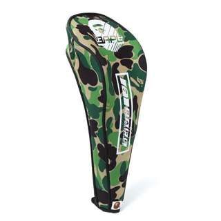 BAPE ABC GOLF HEAD COVER