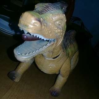 Battery Operated Dinosaur