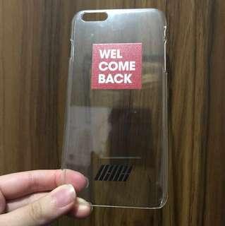 iphone6plus/7plus  ikon手機殼