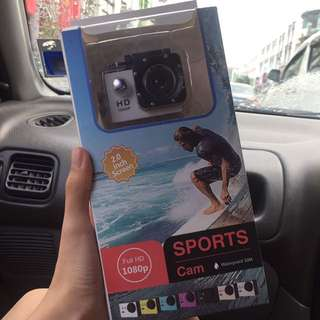 Action Camera (brand new)