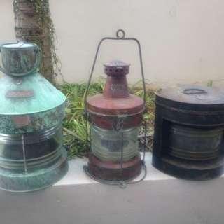 Vintage Lamps!