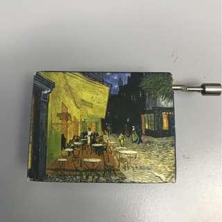 Fridolin musical box