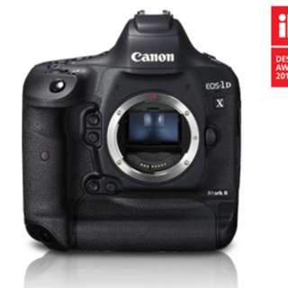 Canon 1DX Mark 2 with 128GB CF and 2 batteries
