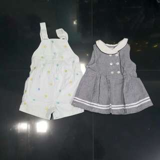 Repriced!!! (18 Months) BABIES APPAREL(from 100)
