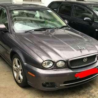 Jaguar X type SG