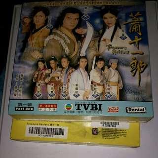 TVB Treasure Raiders VCD original