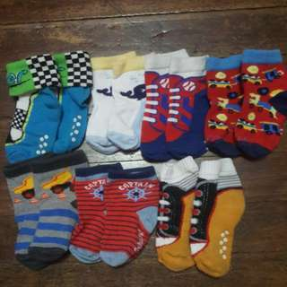 1 to 2T Socks